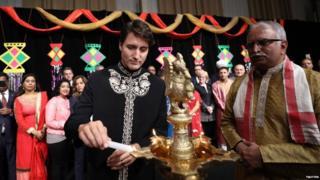 जस्टिन ट्रूडो, दिवाली, हिंदू, भारतीय, त्योहार. अरबी, कनाडा, ट्विटर, सोशल मीडिया, ट्रोल