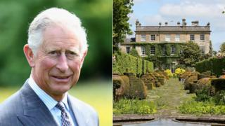 Prince Charles, Highgrove House, Gloucestershire