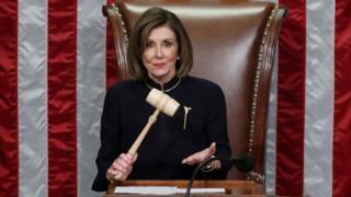 Pelosy en el Congreso