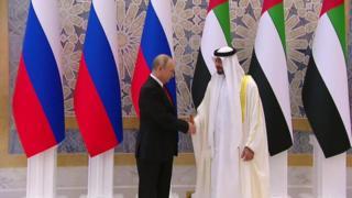قراردادهای میلیاردی، رهاورد سفر پوتین به عربستان