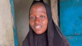 La jeune mère Fatoumata Kourouma a repris l'examen du baccalauréat dès après son accouchement