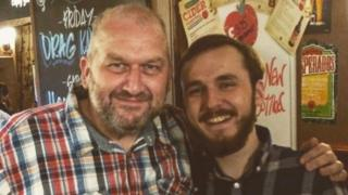 Jack and Carl Sargeant