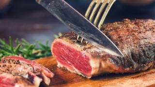 New research say red meat no too dey bad for your health