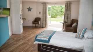 Enham Trust apartments at Cedar Park