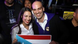 Alexandria Ocasio-Cortez, congresista estadounidense