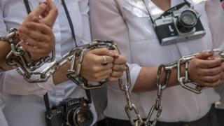 زندان روزنامه نگاران