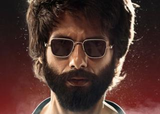 A poster of the film Kabir Singh