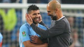 Pep and Aguero