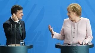 Volodymyr Zelensky: Why Ukraine's new president needs second election win