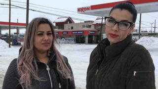 Ana Suda y Mimi Hernández