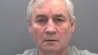 John Lewis custody picture