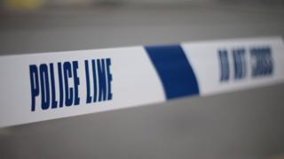 Police tape - Do Not Cross
