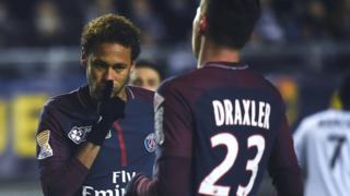 Neymar a été sifflé par une partie des supporters parisiens mercredi face à Dijon.