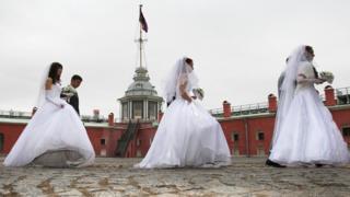 Праздник, посвященный Дню семьи, любви и верности прошел в Петропавловской крепости