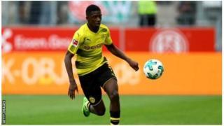 Dembele yatsinze ibitego 10 mu mikino yakiniye Dortmund umwaka ushize
