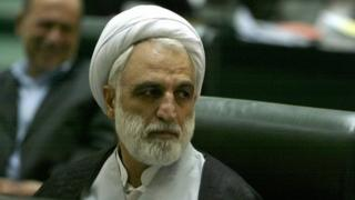 Gholamhossein Mohseni-Ejeie. File photo
