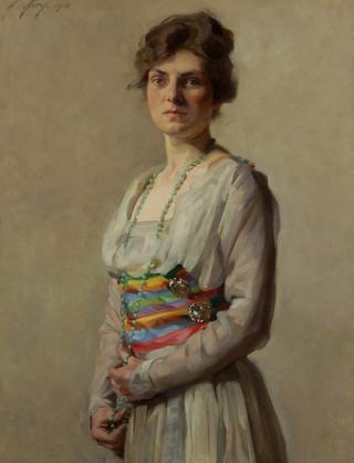 Mrs Monica Burnand 1916