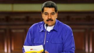Venezuela crisis: President Maduro in talks with US