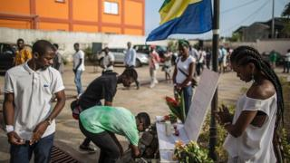 Selon l'opposition, plus d'une cinquantaine de personnes ont été tuées pendant les violences post-électorales.