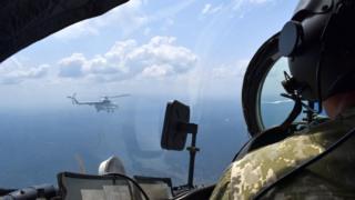 В миротворчих операціях Україна безкоштовно здійснює дорогу підготовку військових пілотів, і це не єдина користь від участі