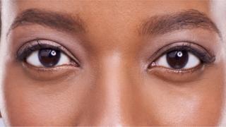 Olhar de uma mulher negra