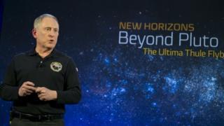 آلن استرن، دانشمند ارشد نیو هورایزنز