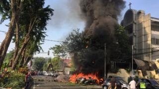 Indonesia Attack