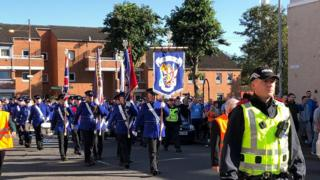 The Pride of Govan flute band march