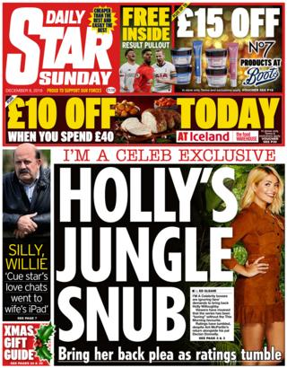 Daily Star 8 December 2019