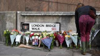 London Bridge scene