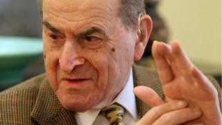 Dr Henry Heimlich, file photo 2014