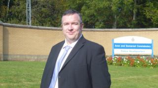 Mark Weston, Conservative PCC candidate for 2016 PCC elections (Avon and Somerset)