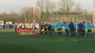 FC Wymsewold and Cosby Utd
