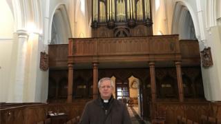 The Very Reverend Henry Hull