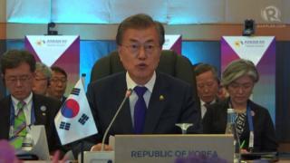 Rais wa Korea Kusini Moon Jae-In