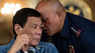 Presiden Duterte dan Jenderal Ronald 'Bato' dilaporkan ke ICC