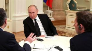 Путиндин Financial Times гезитиндеги маеги: негизги тезистер