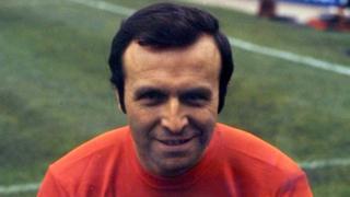 Blackpool and England legend Jimmy Armfield