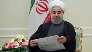 الرئيس حسن روحاني