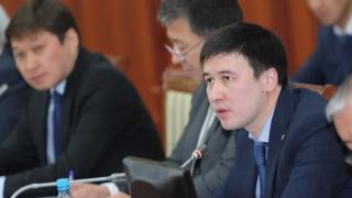 Энергохолдингдин директору Айбек Калиев кызматтан кетүү арызын жазган менен ал кабыл алынган жок