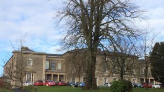Enniskillen Royal Grammar School is operating on a split site following the amalgamation of two schools in the town