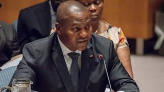 Le président Centrafricain a limogé Jean Serge Bokassa, le ministre de la décentralisation.