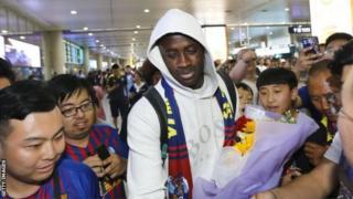 Yaya Touré signe pour Qingdao Huanghai en Chine