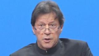 पाकिस्तान के प्रधानमंत्री इमरान ख़ान