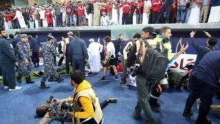 شماری از مجروحان به بیمارستان منتقل شدند