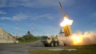 قالت واشنطن إن تجربتها لإسقاط الصواريخ المعادية أثبتت نجاحها