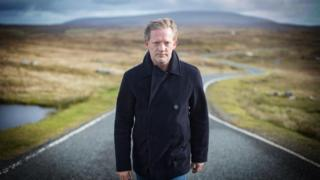 Douglas Henshall as Jimmy Perez