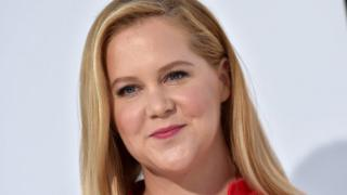 Actress Amy Schumer at the premiere of I Fell Pretty