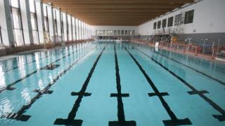 Opening of birmingham university 39 s 50m pool and sports - University of birmingham swimming pool ...