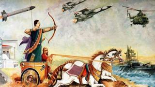 Mural de Hussein